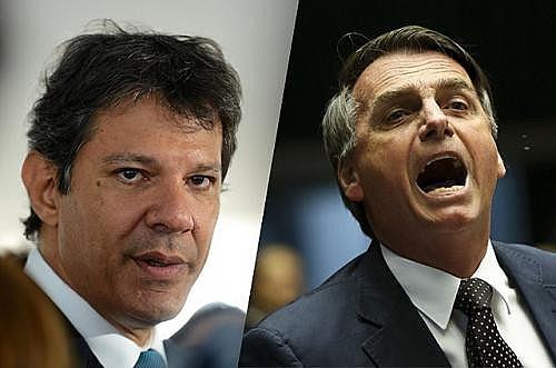 Bolsonaro ya dijo que seguirá su campaña del mismo modo, Haddad intenta desde el minuto 1 agrupar al campo democrático