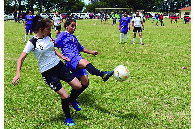 Última edição do torneio em Hulha Negra já contou com as categorias feminino livre, masculino livre, veteranos e sub-15.