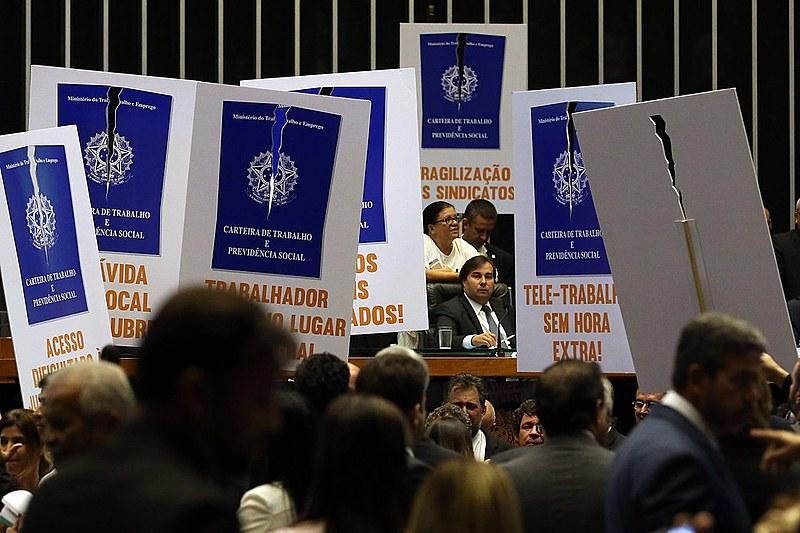 Acordo entre base e oposição impediu que votação acontecesse já nesta quarta (5)