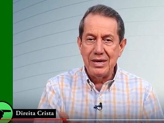 Missionário R.R. Soares foi um dos líderes religiosos que apoiou Bolsonaro