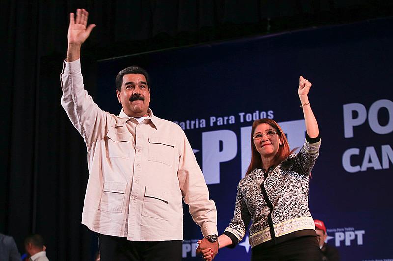 """Maduro diz que quer realizar """"mega eleição"""" para legisladores nacionais, estaduais e municipais"""