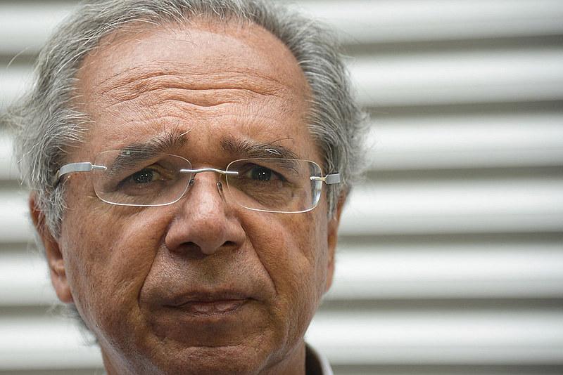 O ministro Paulo Guedes não foi denunciado nem ouvido em todo o processo