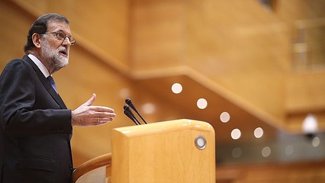 Nesta sexta (27), o Senado espanhol aprovou a aplicação do artigo 155 e o presidente da Espanha anunciou a destituição de Puigdemont