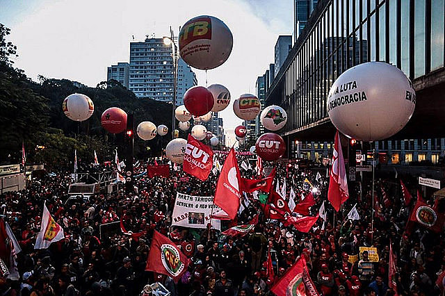 The central trade unions will carry out protests this Friday in a general strike in the principle cities of the country