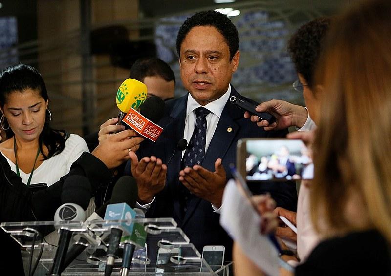 Orlando Silva, líder do PCdoB na Câmara