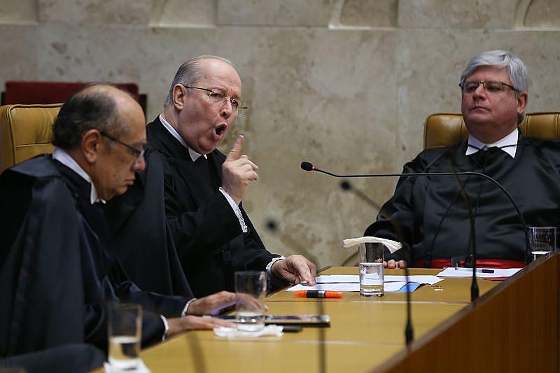 Celso de Mello, ministro do STF que julgou a legalidade da candidatura de Rodrigo Maia (DEM-RJ) à Câmara