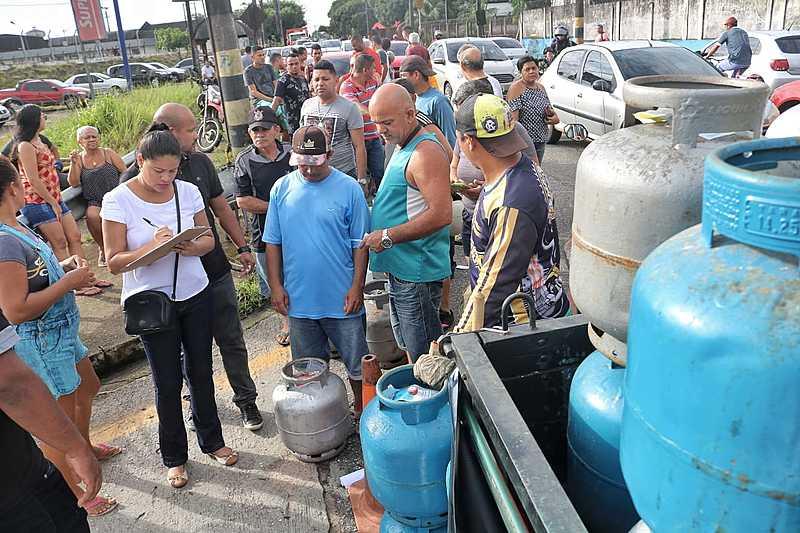 gas preco justo greve petrobras