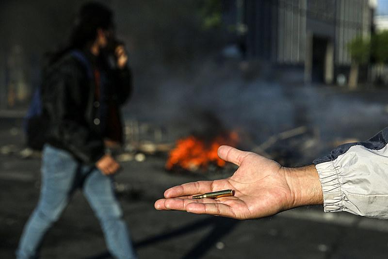 Segundo autoridades, cerca de 1.500 pessoas foram detidas durante maior distúrbio desde o fim da ditadura