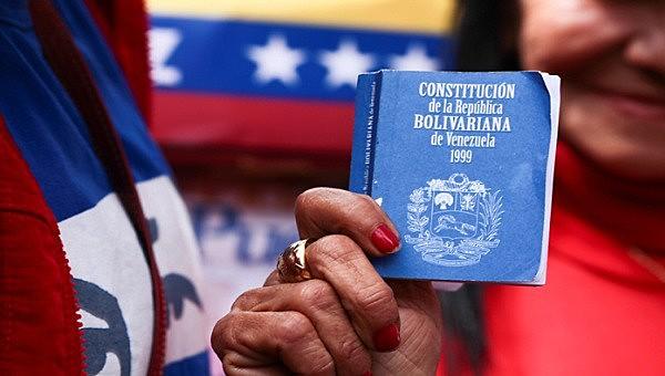 As tentativas golpistas ameaçam a Constituição venezuelana