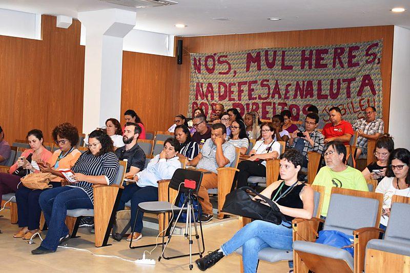 """Seminário """"Desmonte da Previdência Social no Brasil: a quem interessa?"""" ocorreu esta semana em Brasília (DF)"""
