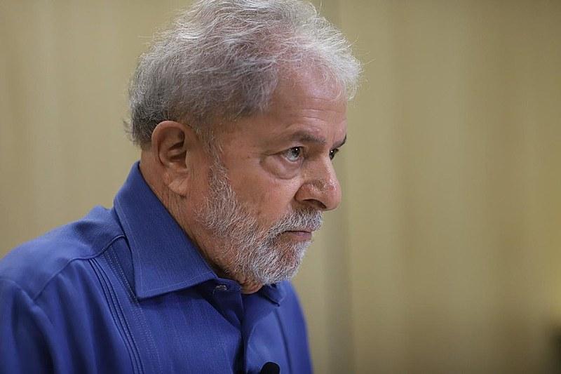 O ex-presidente está desde o dia 7 de abril de 2018 preso na sede da Polícia Federal, em Curitiba (PR)