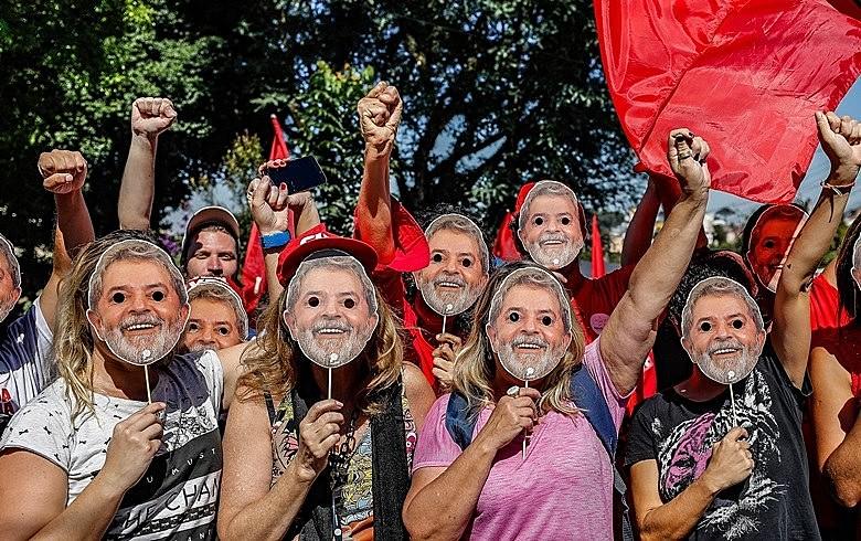 Vigília Lula Livre, em Curitiba (PR), tornou-se sinônimo de resistência
