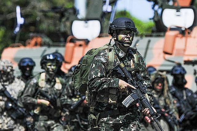Ejército brasileño niega que la operación conjunta con EUA y países de la región sirva como embrión para base multinacional en la Amazonia
