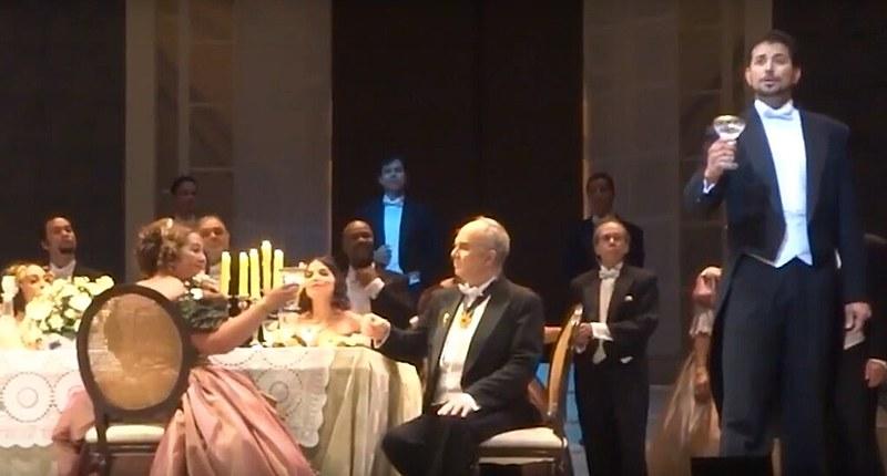 Ópera no Teatro Teresa Carreño