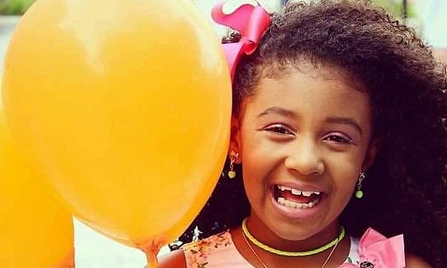 Eight-year-old slum-resident Ágatha Felix is the fifth child killed in Rio this year