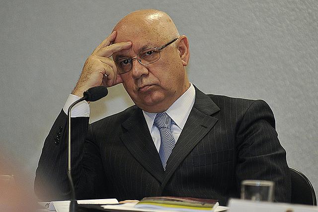 Ministro Teori Zavascki estaba en elpequeño jet que cayó