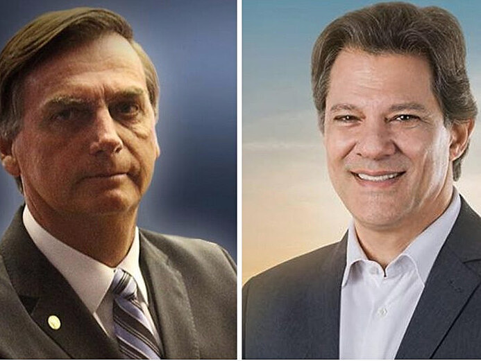 Foram 3.235 eleitores entrevistados pelo Instituto, em 227 municípios brasileiros