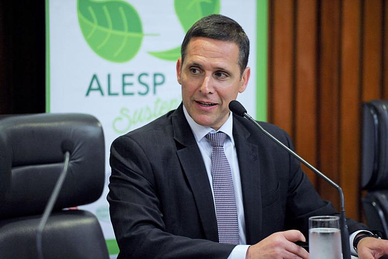 Presidente da Assembleia Legislativa de SP,  Fernando Capez (PSDB-SP)
