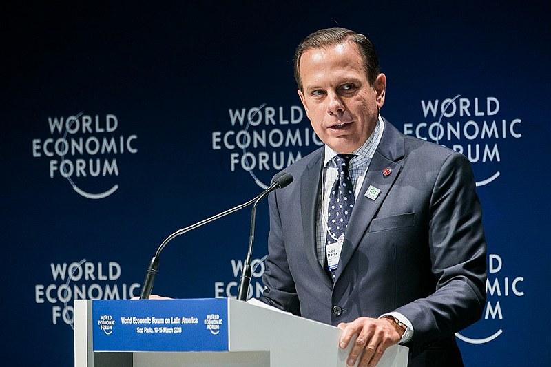 Doria vai viajar à China no segundo semestre; ele negou que país asiático terá prioridade em privatizações