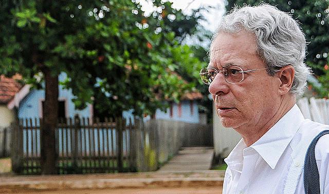 """Frei Betto, autor de """"Batismo de Sangue"""""""