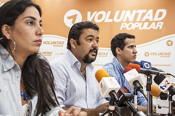 Político e advogado, Roberto Marrero foi preso na madrugada dessa quinta-feira (21)