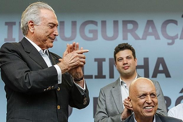 Em suma: o Brasil já não agüenta mais figuras como Pezão e Michel Temer