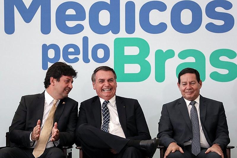 O lançamento do Programa, como não poderia ser diferente, foi marcado por ataques gratuitos à Cuba