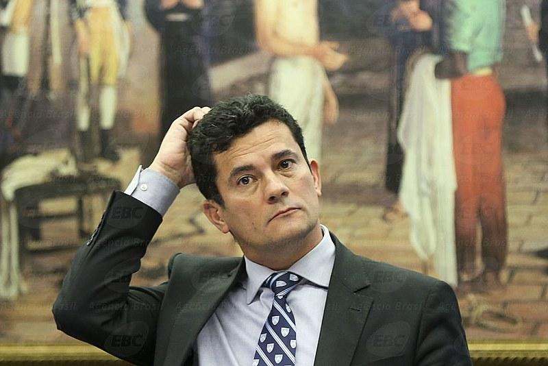Sérgio Moro é responsável pelos julgamentos da Lava Jato em primeira instância