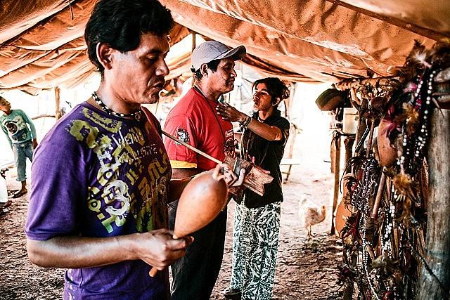 Atualmente, existem 21 áreas indígenas não demarcadas no Oeste do Paraná, habitadas por cerca de 2500 indígenas Guarani