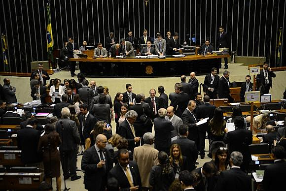 Uma das propostas permite que deputados e senadores entrem em recesso mesmo sem aprovar a Lei de Diretrizes Orçamentárias (LDO)