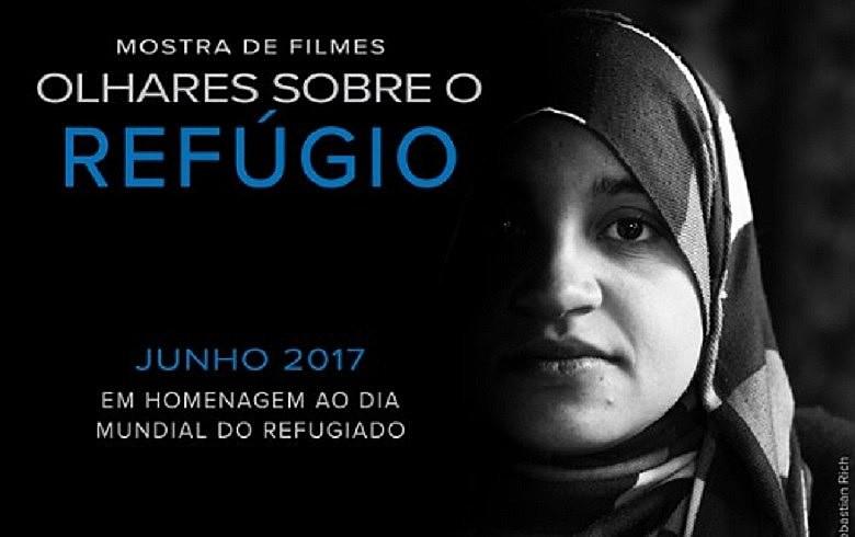 Evento principal, que se divide entre as cidades, é a mostra internacional de cinema 'Olhares sobre o Refúgio'