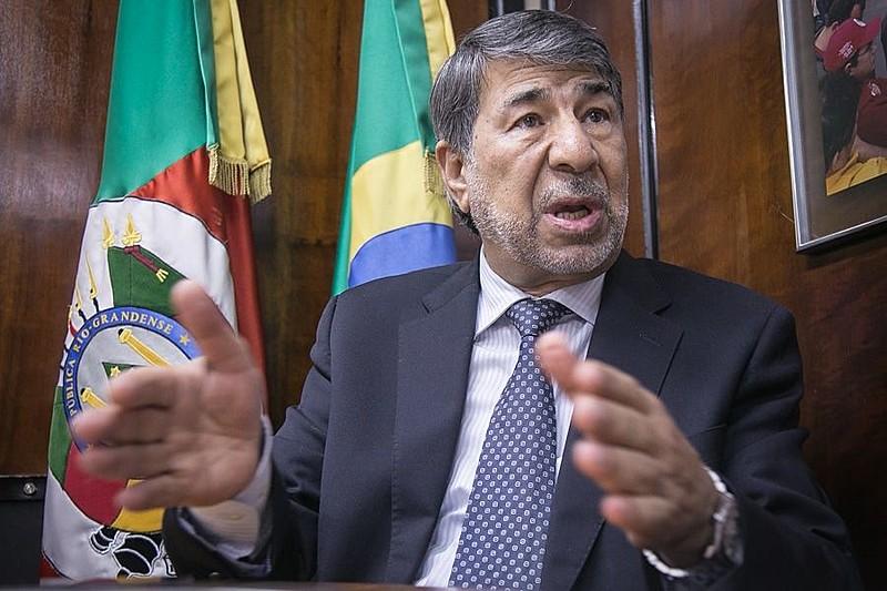 """Ibrahim Alzeben: """"Queremos Israel como bom vizinho e não como ocupante"""""""