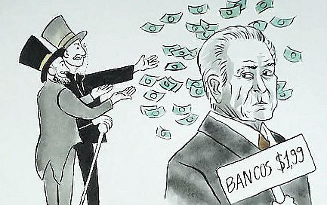 Política de austeridad total de Temer hace que los ricos lucren aún más y arroja a muchos brasileños a la extrema pobreza