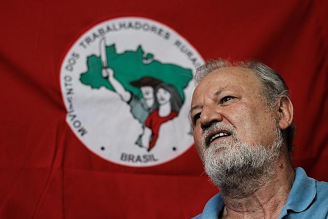 """Stedile: """"As pessoas vão se conscientizar de que esse governo não tem nada a ver com a nação brasileira"""""""