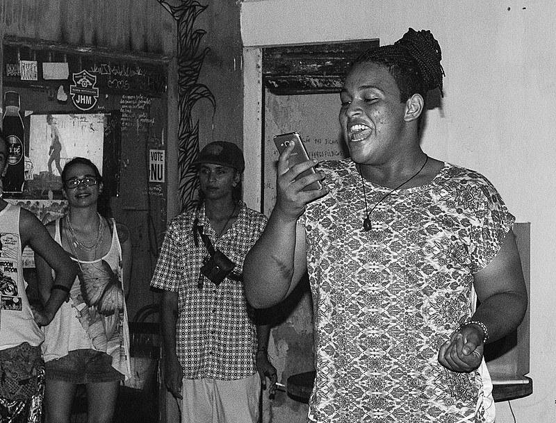 O evento aconteceu neste sábado (12) e reuniu artistas de rua da grande João Pessoa, como o vencedor Emanuel Moreira de Santa Rita
