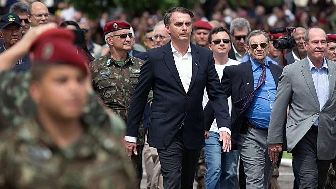 Brasil lidou muito mal com a transição para a democracia e o resultado está em estarmos às voltas com festejos sobre a ditadura militar