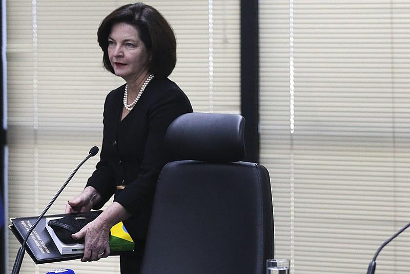 Raquel Dodge foi nomeada Procuradora Geral da República por Michel Temer (MDB), em 2017