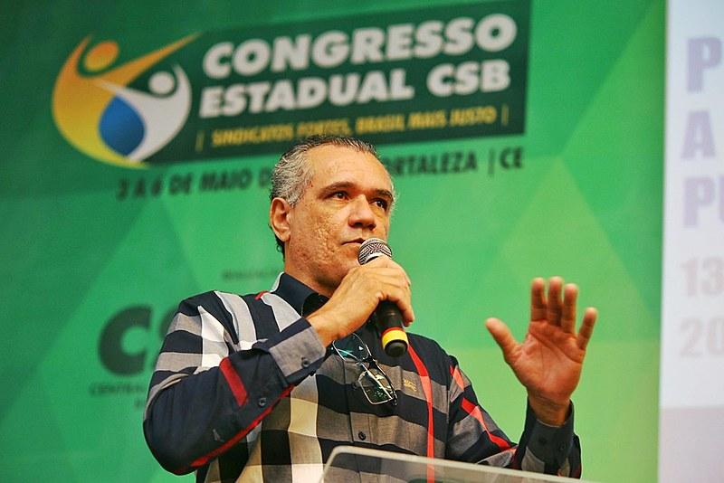 Reginaldo Aguiar, economista formado pela Universidade Federal do Ceará (UFC) e supervisor técnico do Dieese no Ceará
