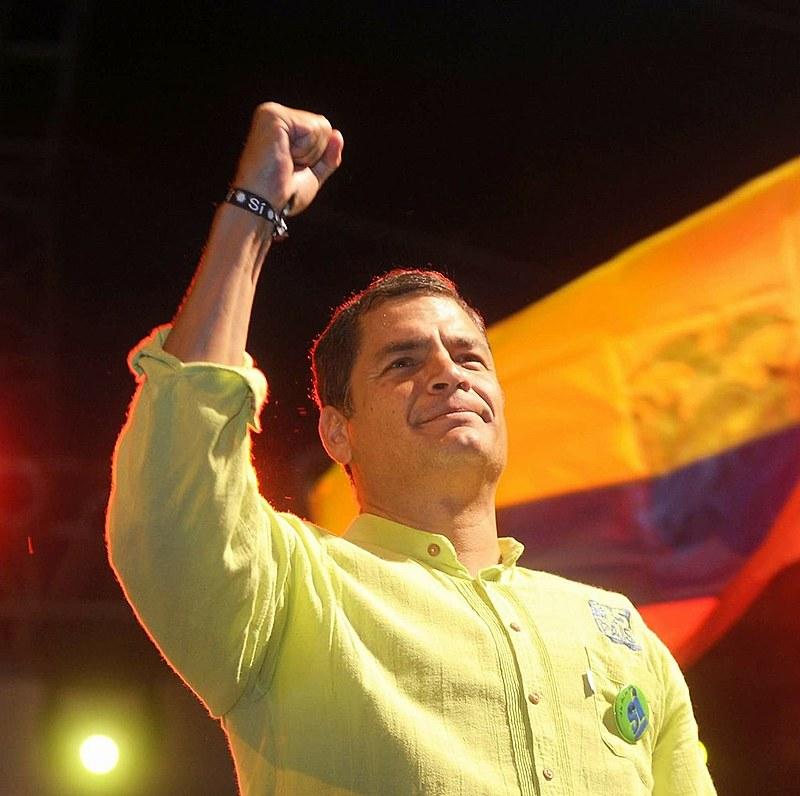 Rafael Correa, ex-presidente do Equador, se apresentou ao Consulado na Bélgica, onde mora atualmente, e não na Corte em Quito