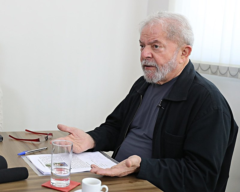 Lula inicia a terceira etapa da Caravana Lula pelo Brasil na próxima segunda-feira (4)