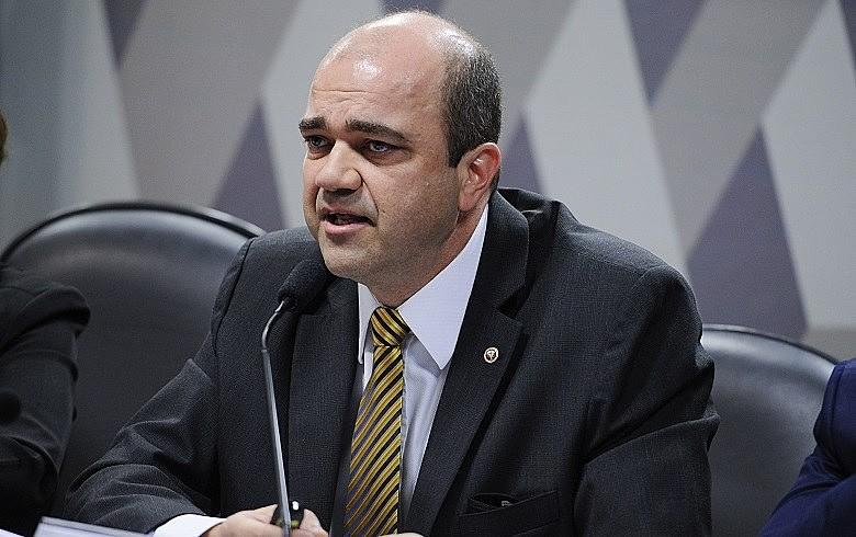 Ronaldo Fleury, que participou de audiência no Senado, fala em inconstitucionalidade da lei sancionada em março