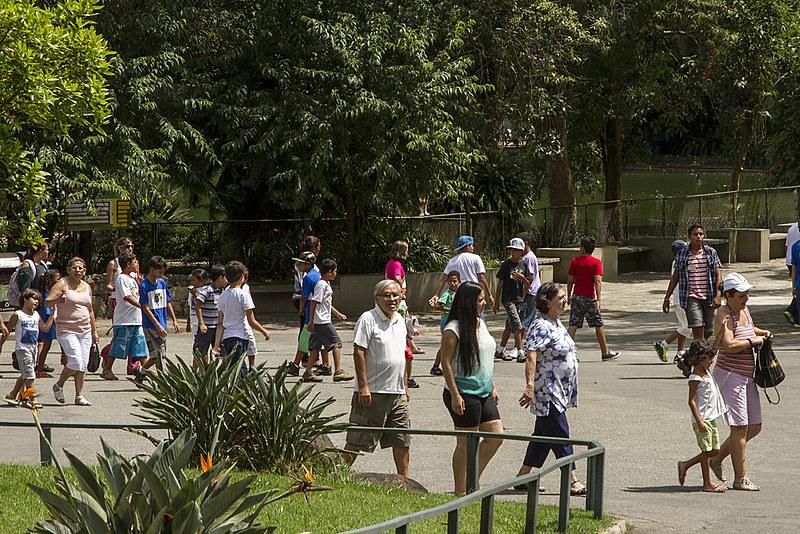 Governador de São Paulo, João Doria, pretende entregar ao mercado Zoológico de São Paulo