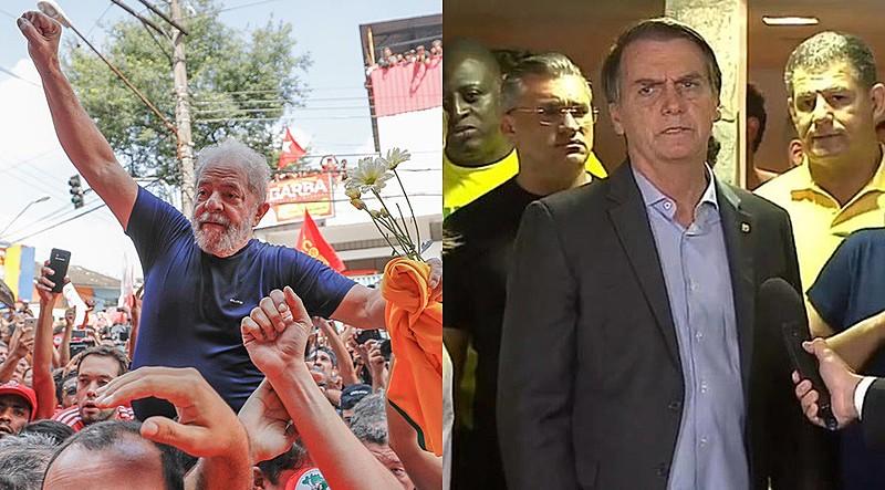 Prisão política de Lula e vitória eleitoral de Bolsonaro foram acontecimentos importantes para compreender a conjuntura política brasileira
