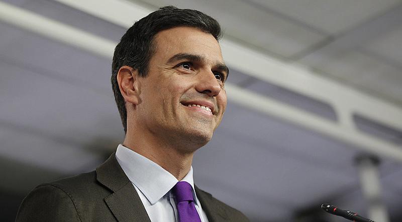 Pedro Sánchez, secretário-geral do Partido Socialista Operário Espanhol (PSOE) foi nomeado para o cargo na sexta-feira (1º/06)