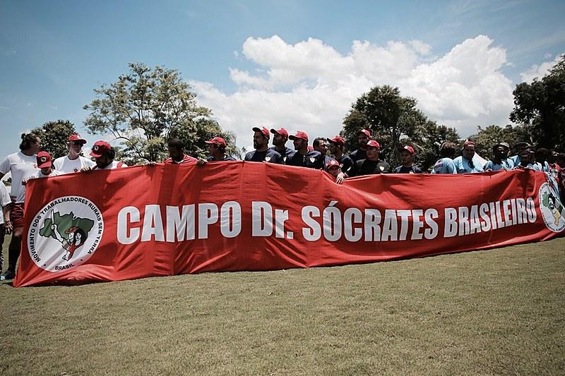 Campo foi inaugurado no último sábado (23), em Guararema (SP).