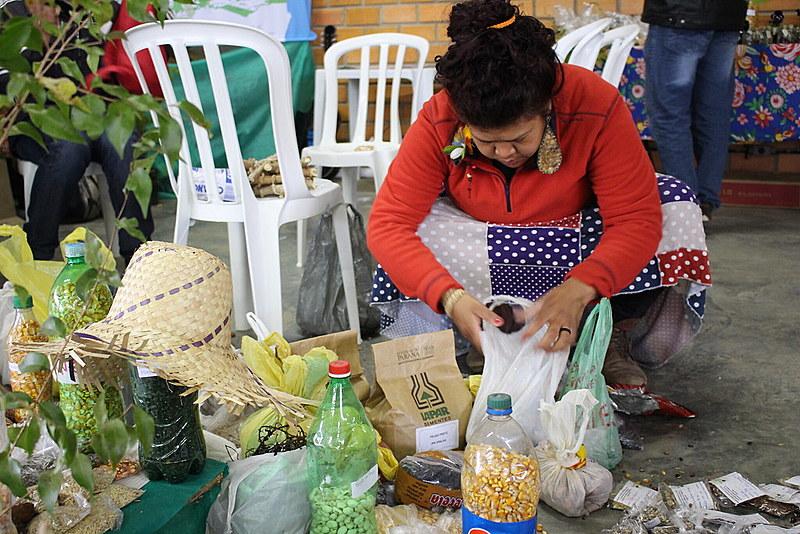"""Feira contará com os espaços  """"Culinária da Terra"""", com pratos típicos do sul, e """"Saúde Popular"""", com terapias naturais."""