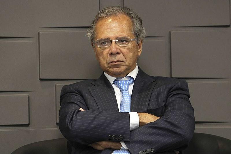 O ministro Paulo Guedes é responsável, junto com a equipe econômica de Bolsonaro, pelas mudanças na Reforma da Previdência.