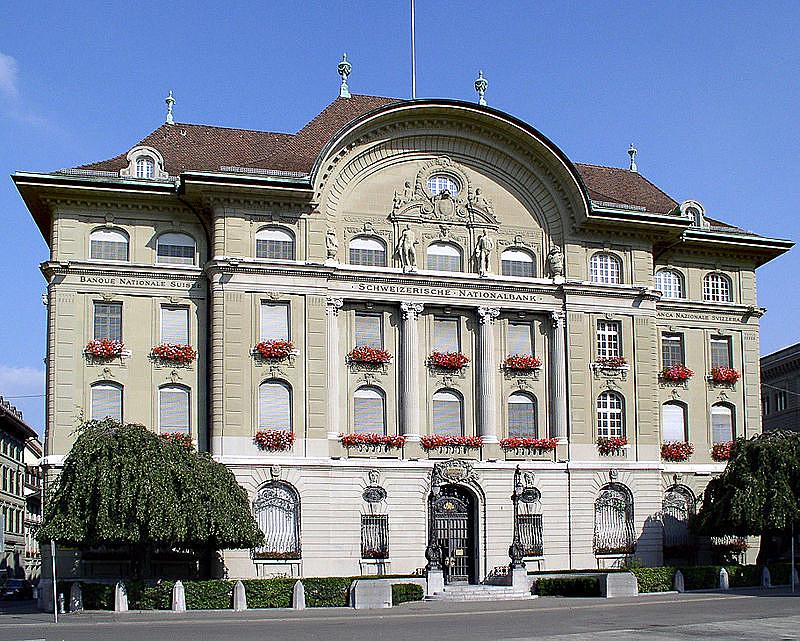 Banco Nacional da Suíça foi questionado, após a Segunda Guerra Mundial, por ter recebido ouro saqueado por nazistas
