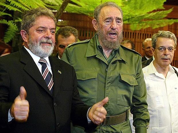 Frei Betto levou as perguntas do jornal cubano para Lula responder