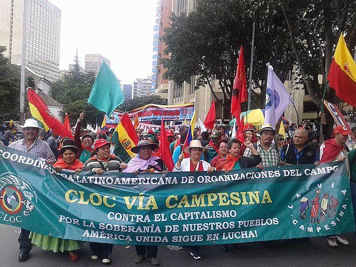 Aproximadamente 150 delegados y delegadas de más de 80 organizaciones de 22 países de Latinoamérica participan de la II Asamblea Continental